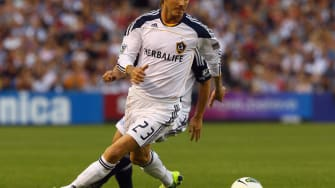 David Beckham is considering playing professional soccer again