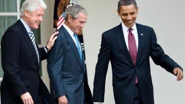 Presidential allure