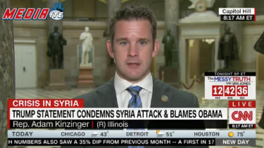 American Syria response.