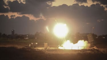 Israel's 'Iron Dome' contractors reportedly hacked by China