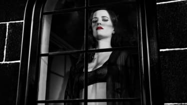 Eva Green on her nudity in Sin City 2: 'Boobs have never killed anyone'