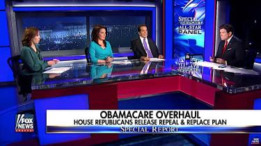Fox News panel debates TrumpCare