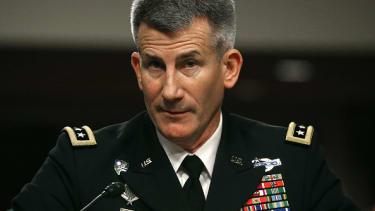 Gen. John W. Nicholson Jr.