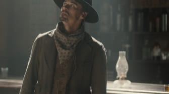 Image from the short film The Gunfighter