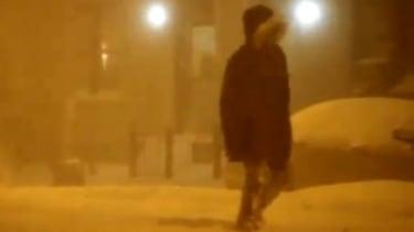 Did a New York filmmaker turn a blizzard into an Oscar opportunity?