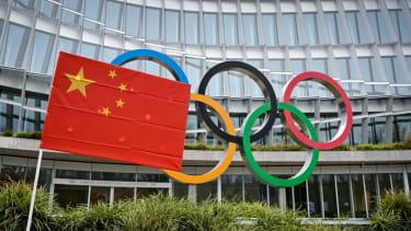 IOC headquarters.