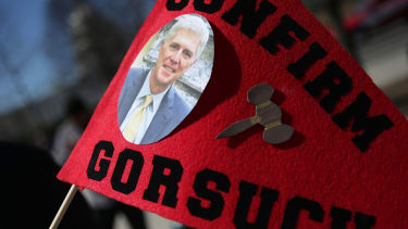 The Republicans killed the filibuster in order to confirm Judge Neil Gorsuch.