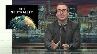 John Oliver has a net neutrality update
