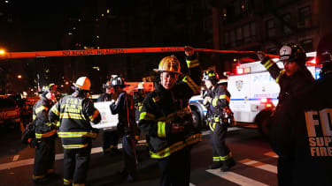 Thieves may have helped the investigations into the bombings in New York and New Jersey.