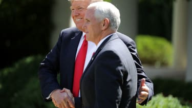 The president and vice president.