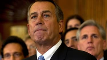 House Speaker John Boehner's caucus rejected the Senate's two-month extension of the payroll tax break: Without congressional action, taxes on working Americans will climb two percentage poin