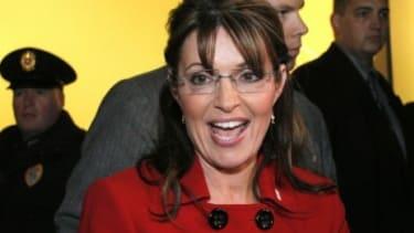 "Sarah Palin's new book: More ""hopey-changey"" lit?"