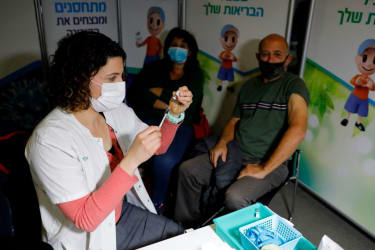 Vaccination in Israel
