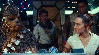 Star Wars The Rise of Skywalker.