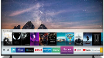 Apple and Samsung are bringing iTunes to Samsung TVs