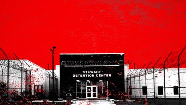 Stewart Detention Center.