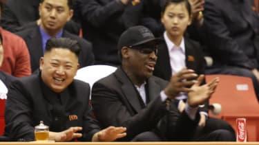 Kim and Rodman