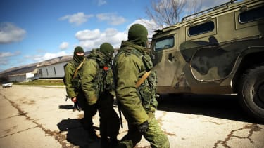 Why Russia authorized the use of force in the Ukraine