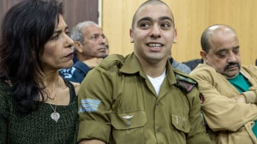 Sgt. Elor Azaria sentenced to 18 months in prison
