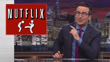John Oliver explains why net neutrality is really important, as only John Oliver can