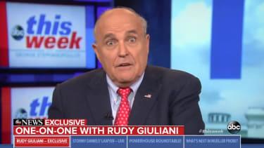 Rudy Giuliani on ABC News