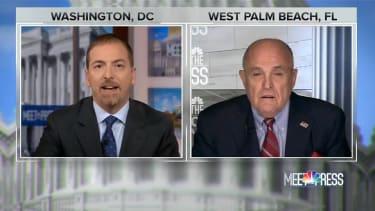 Rudy Giuliani on NBC News