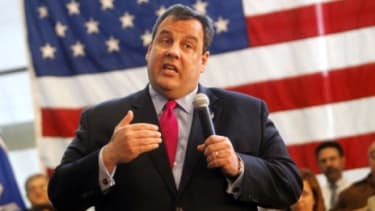 Should conservative favorite Chris Christie jump into the 2012 fray, he might counterintuitively pose a more direct threat to (relatively) moderate Mitt Romney than conservative Rick Perry, s