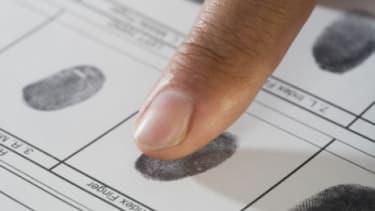Fingerprint national ID