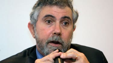 Economist Paul Krugman responds to questions about Thomas Piketty's data