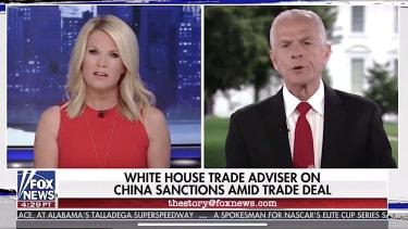 Peter Navarro on China and trade