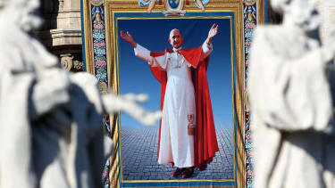 Pope Francis starts Pope Paul VI on path to sainthood