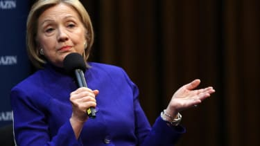 Hillary Clinton on Russia: 'The reset worked'