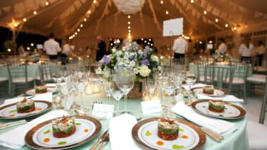 The cost of attending a wedding is up 75 percent