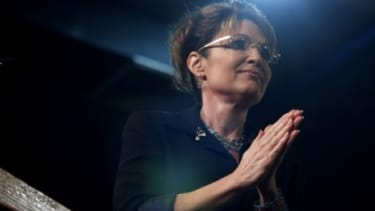 Has Sarah Palin been eclipsed by Michele Bachmann in conservative circles?