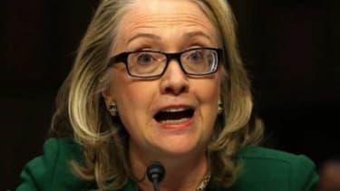 Conservatives hit Hillary Clinton on Nigerian schoolgirl abductions