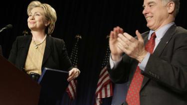 Howard Dean hopes Hillary Clinton becomes the next president