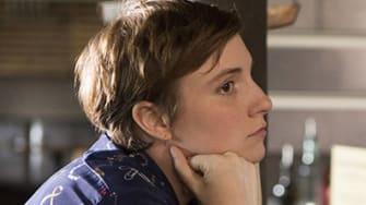 Lena Dunham in 'Girls'