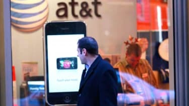 AT&T may have ranked last in overall cell service, but it did get high marks for 4G.