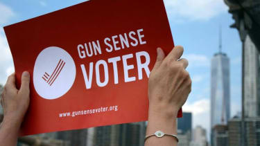 Michael Bloomberg is having trouble finding anti-gun candidates to endorse