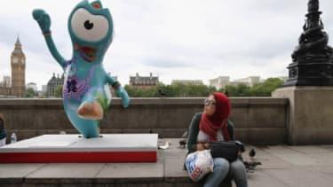 Why are London's Olympic mascots so creepy?
