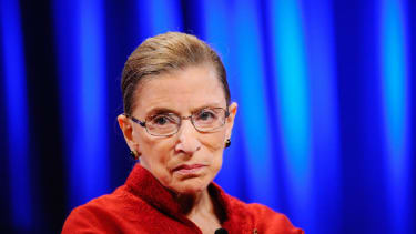Newly released memo from Clinton Library harshly critiques Ruth Bader Ginsburg