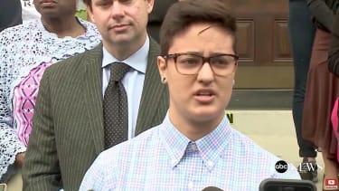Daniela Vargas was arrested, faces deportation, after immigration press conference