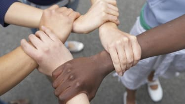 75 percent of white Americans don't have a close minority friend