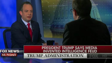 Reince Priebus and Chris Wallace on Fox