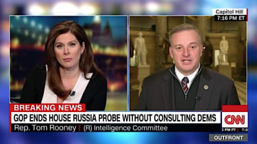 Rep. Tom Rooney on the Russia investigation