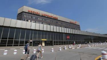 Moscow's Sheremetyevo airport