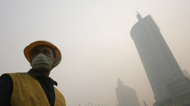Air pollution kills 7 million people every year, says WHO report