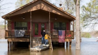 Southern flooding.