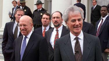 Benjamin Ginsberg in Bush v. Gore in 2000