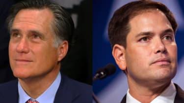 Romney, Rubio